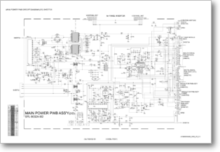 Diagrama/Manual JVC LT40X776