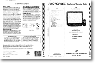Diagrama/Manual JVC C-13810, C-13811
