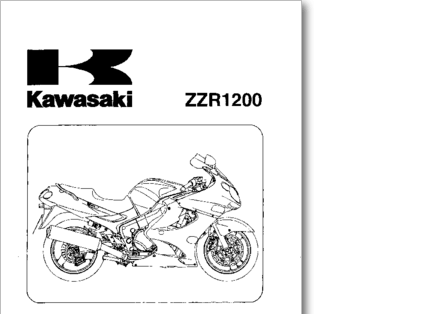 Diagrama/Manual KAWASAKI