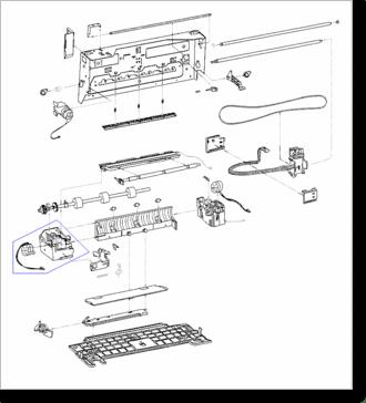 Diagrama/Manual HP linea 400