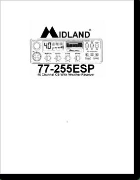 Diagrama/Manual Midland