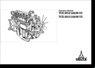 Diagrama/Manual Deutz TCD 2012