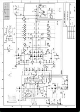 Diagrama/Manual Peavey PEAVEY KB/ A100