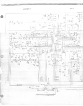 Diagrama/Manual PHILIPS PHILIPS MS1460 (CHASIS 13S407