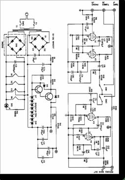 Diagrama/Manual Conrad Johnson Conrad Johnson PV2