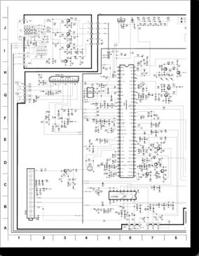 Diagrama/Manual Panasonic diagrama TV Panasonic CT-G2175S