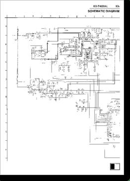 Diagrama/Manual Panasonic KX-T4026