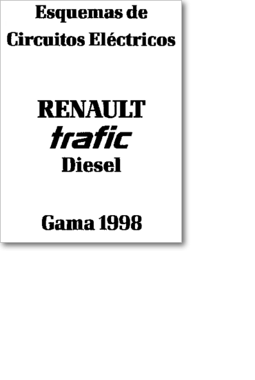 Diagrama/Manual Renault