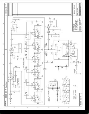 Diagrama/Manual Roland ROLAND boss GE7 eq