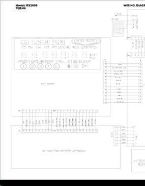 Diagrama/Manual RCA RC2656