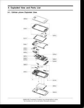 Diagrama/Manual Samsung ace