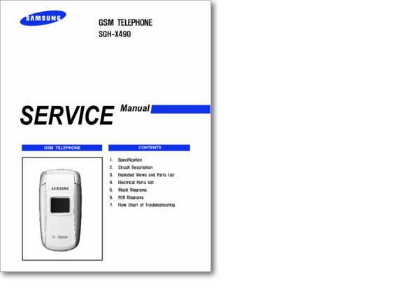 Diagrama/Manual Samsung