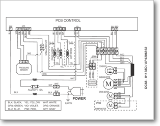 Diagrama/Manual Samsung DC68-1138D
