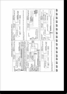 Diagrama/Manual alarmas coche