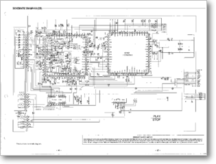 Diagrama/Manual SANYO DC-BM500