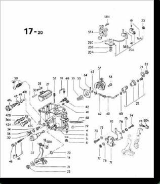 Diagrama/Manual Carburadores SOLEX Frances