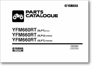 Diagrama/Manual Yamaha raptor 660 aaaaaa