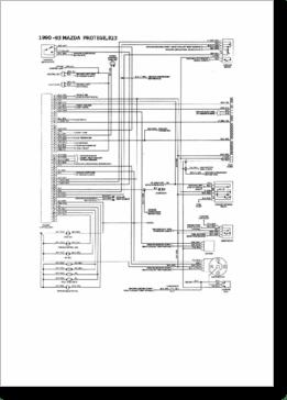 Diagrama/Manual Mazda Mazda Protege 6/6