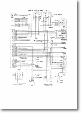 Diagrama/Manual Toyota Camry 7/11