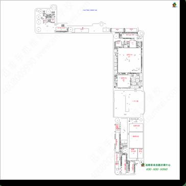Diagrama/Manual Iphone Iphone 8 plus