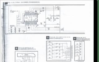 Diagrama/Manual Panasonic sa-hm895