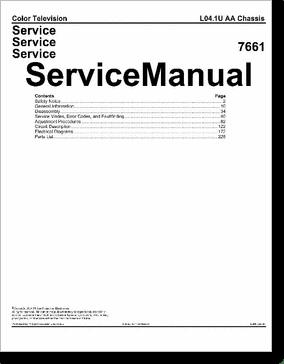 Diagrama/Manual PHILIPS