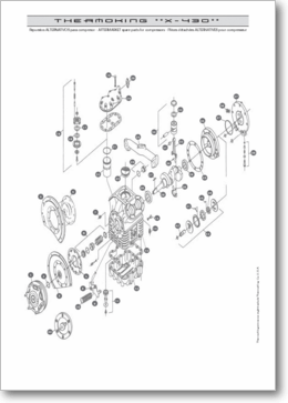 Diagrama/Manual Climabuss x430