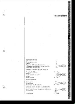 Diagrama/Manual Renault renault 9