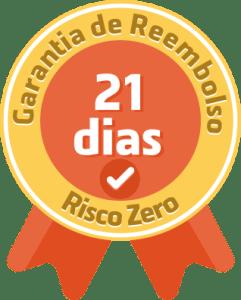 21 dias de garantia