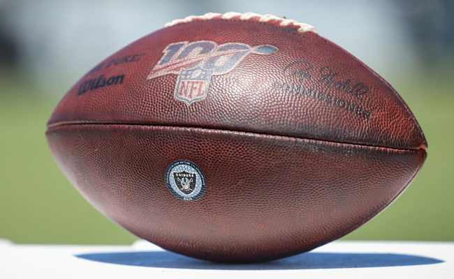 Raiders Host Virtual Clinic For Parents Of Youth Football Players