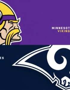 also vikings vs rams full highlights week rh therams