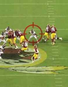 also breaking down all film of adrian peterson   redskins debut rh