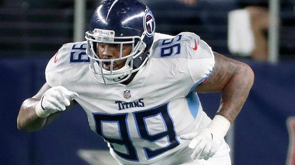 Titans D-Lineman Jurrell Casey Aims to be Bigger, Stronger in 2019