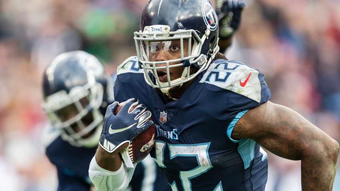 Titans Plan to Ride RB Derrick Henry From the Start in 2019