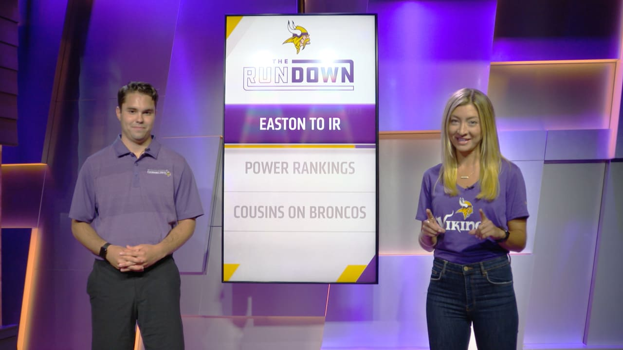 8 9 vikings rundown
