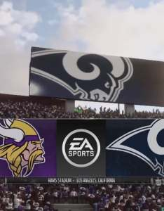 also vikings vs rams  madden simulation week preview rh