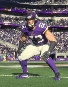 also harrison smith tops list of madden  rankings rh vikings