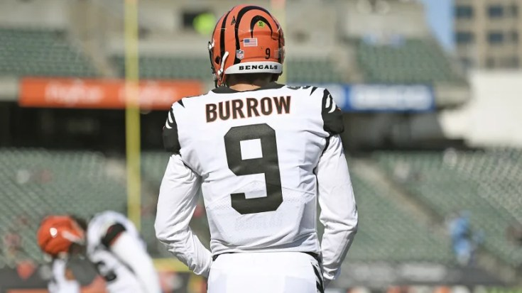 "Bengals legend Boomer Esiason on Joe Burrow: ""A can't-miss guy."""