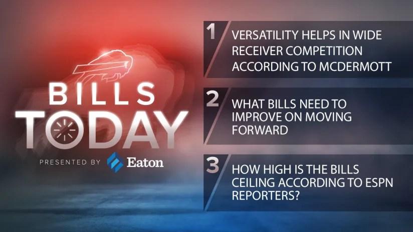 bills today versatility helps
