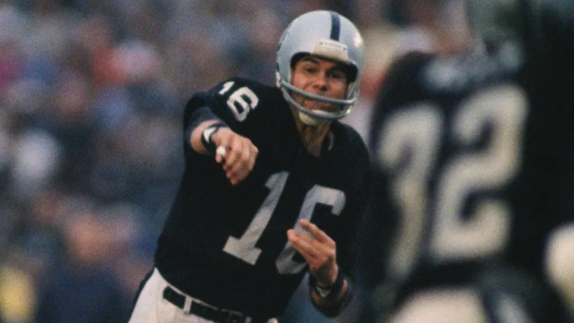 Jim Plunkett - All-Time Roster - History | Raiders.com