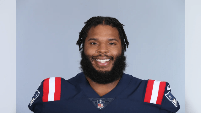 This is a 2020 photo of Isaiah Wynn of the New England Patriots NFL football team. This image reflects the Patriots active roster as of August 2, 2020 when this image was taken. (AP Photo)