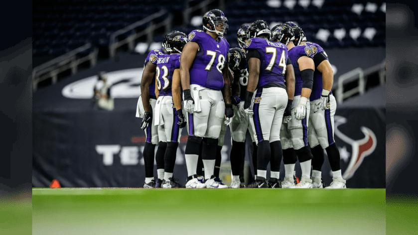 Baltimore Ravens beat the Houston Texans 33-16 at NRG Stadium on Sunday, September 20, 2020.