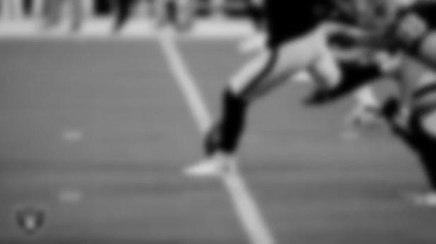 Las Vegas Raiders kicker Daniel Carlson (2) during the regular season game against the New Orleans Saints at Allegiant Stadium.