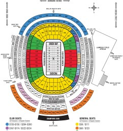 green bay packers seating chart [ 2560 x 4551 Pixel ]