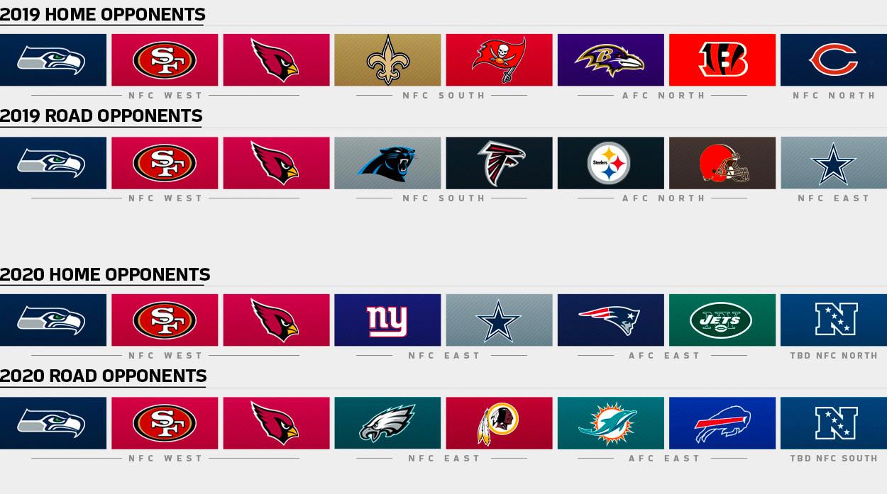 Rams Schedule Los Angeles Rams