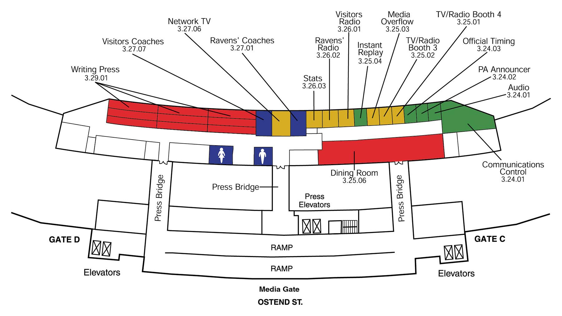 hight resolution of press level diagram