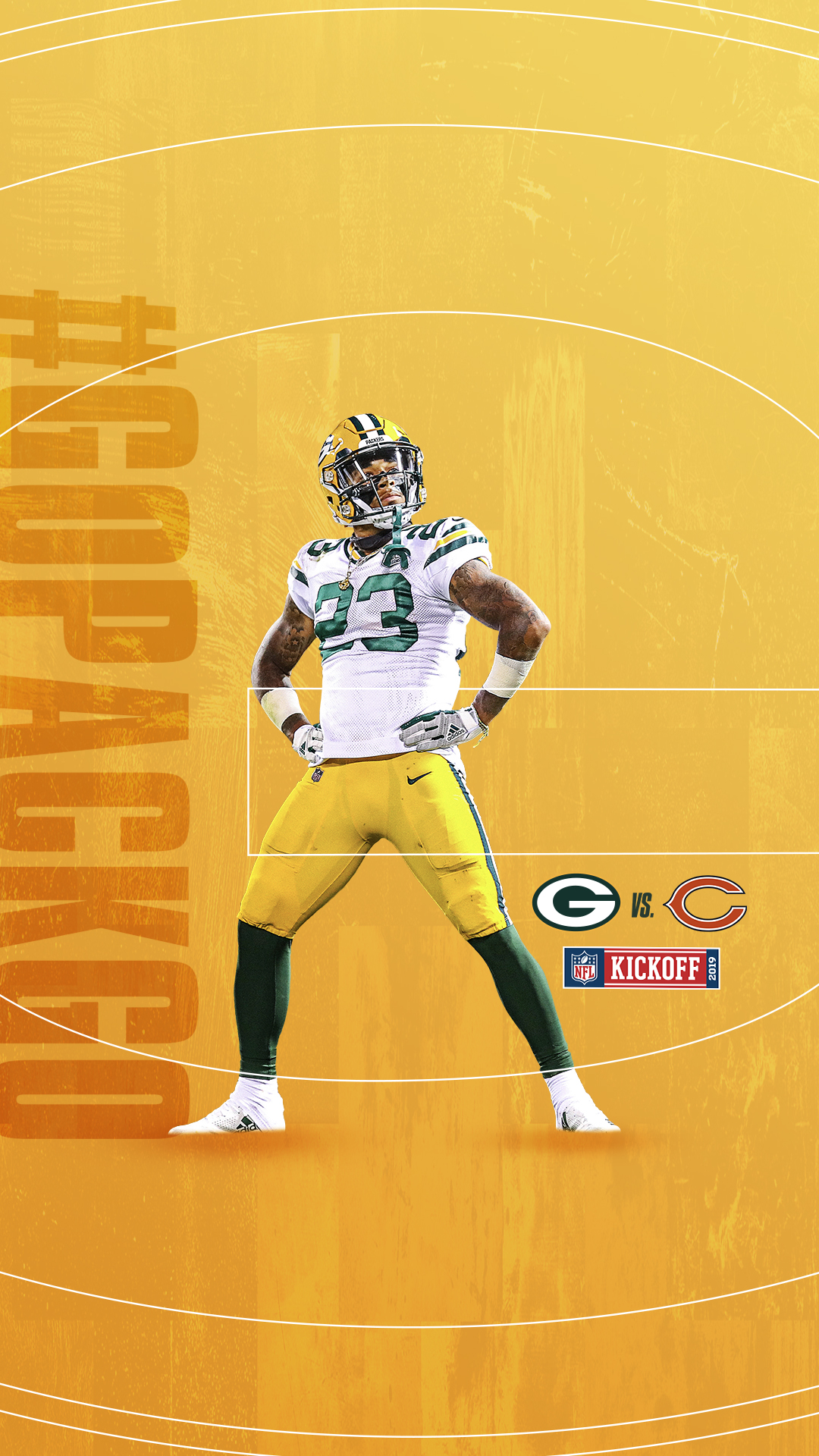 Aaron Rodgers Iphone Wallpaper Packers Mobile Wallpapers Green Bay Packers Packers Com
