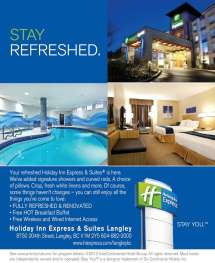 Holiday Inn Express & Suites - Opening Hours 8750 204 St