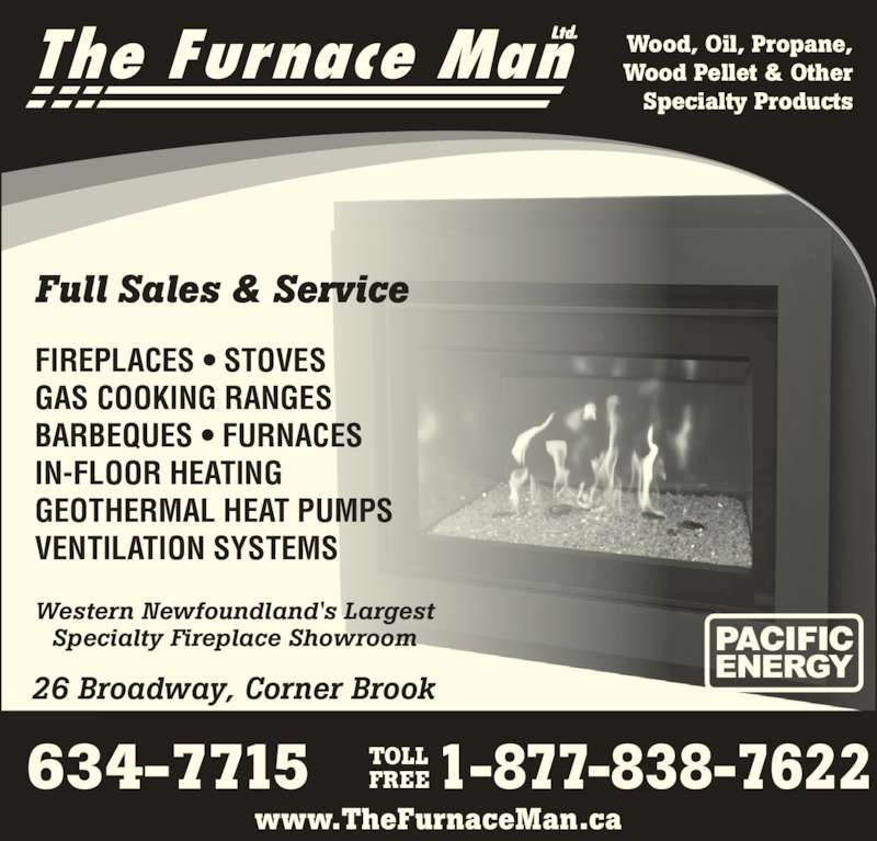The Furnace Man Ltd