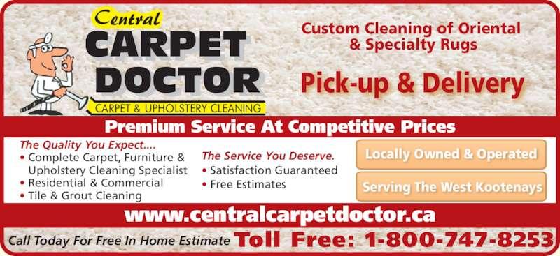Central Carpet Doctor